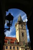 Town Hall Tower (Staromestska Radnice), Prague, Chech republic