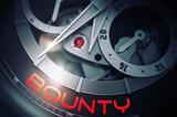 Bounty on Luxury Wristwatch Mechanism. 3D.