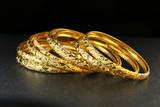 Gold Jewellery Bangle