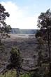 View of Kilauea iki crater floor