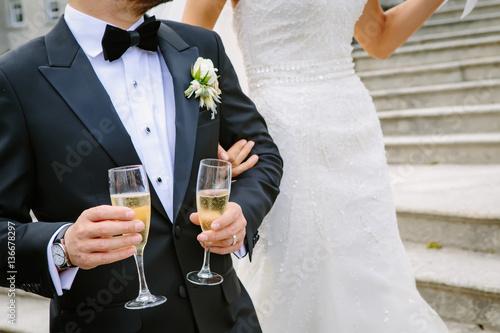 Poster Recién casados