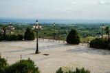 View of Partanna, Sicily