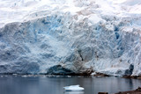 Gletscher- Antarktis