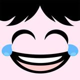 joking face draw