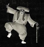 imaginative Kabuki character