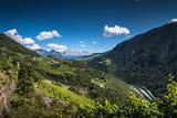 The Vineyards of South Tirol