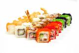 Sushi a set.