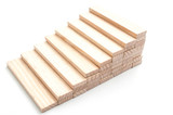 concept escalier en bois
