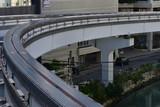 モノレールの線路Okinawa Monorail