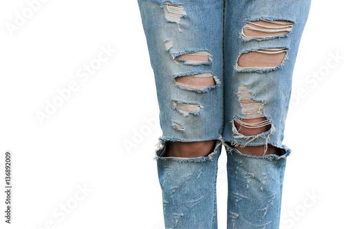 pants torn at the knees buy photos ap images detailview