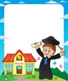 Graduation theme image 4