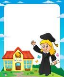Graduation theme image 5