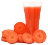 Juice of carrots