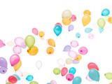 Fototapety high balloons