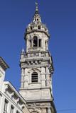 Saint Carolus Borromeus Church Tower in Antwerp
