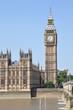 Big Ben junto al Támesis
