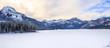 Barrier Lake, kananaskis