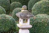 Japanische Gartenlaterne aus Granit