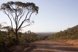 Road Through the Ausralan Outback