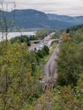 The Railroad Track in Oregon