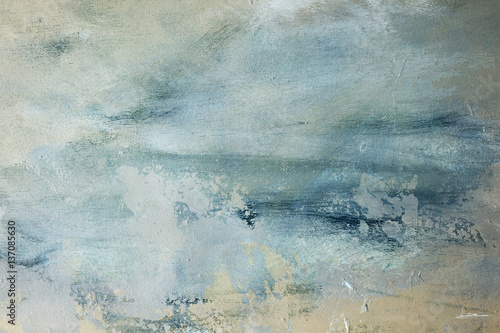 blue canvas background or texture