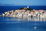 View of Primosten, Croatia. Dalmatian coast. - 137091841