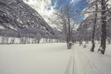 Val di Mello - Valmasino (IT) - Paesaggio innevato