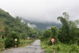 Nature Vietnam during the rainy season