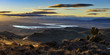 Lake Lahontan and Silver Springs Sunrise in the Nevada desert.