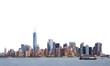 Skyline of New York City, USA.