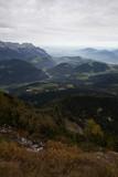 Nature and wild life in Berchtesgaden, German Bavarian Alps. Berchtesgaden is often associated with the mountain Watzmann, lake Königssee and the peak Kehlstein mountain.