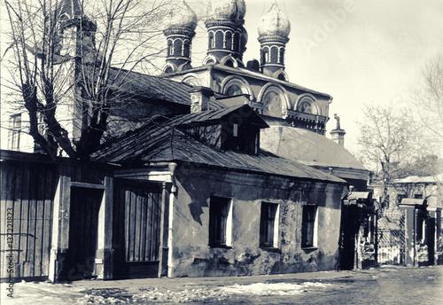 Stara Moskwa - IXX wieku