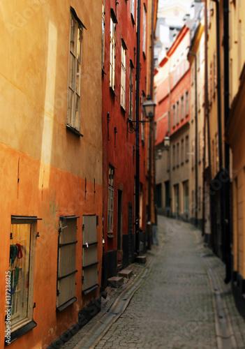Estocolmo Poster