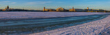 The view on the Strelka of Vasilievsky island, St. Petersburg, Russia
