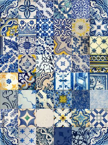 kolaz-plytek-ceramicznych-z-portugalii