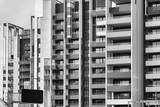 Milan (Italy). modern buildings at Portello