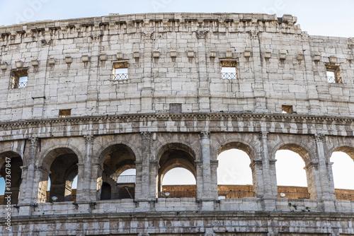 Coliseum of Rome, Italy