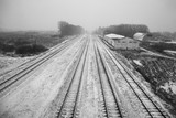 Long train tracks