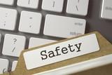 Index Card Safety. 3D.