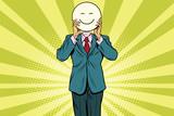 Joy smile Man smiley Emoji face