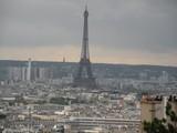 Parigi - panorama da MontMart