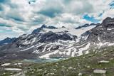 Laghetto fra le Alpi