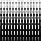abstract halftone background from vertical lines - 137544898