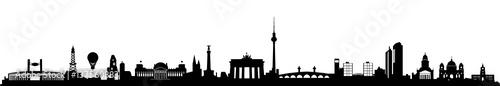 Skyline Berlin - 137560883