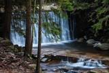 Waterfall in Karpacz