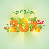 Season Spring Sale 20 Off