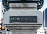Ira J. Bach Walkway