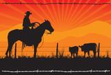 American Cowboy - 137749828