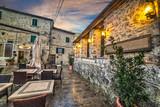 Small square in Monteriggioni