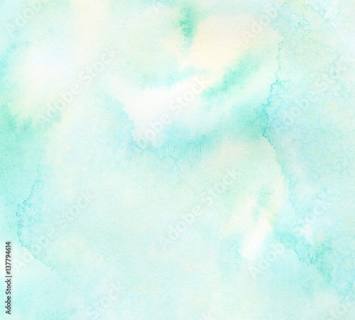 Watercolor background - 137794614
